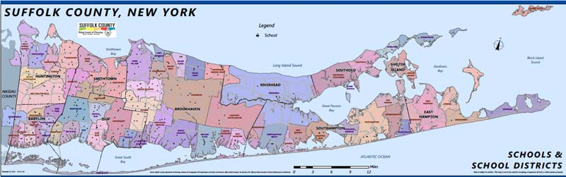 School District  Long Island