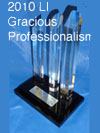 2010 FIRST Team 358 SBPLI Gracious Professionalism Award